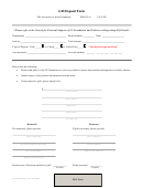Gift Deposit Form - University Of Iowa Foundation