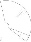 Plain Teepee Template