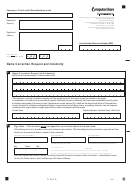 Name Correction Request And Indemnity