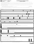 Determination Of Residency Status (leaving Canada) - Canada Revenue Agency