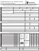 Form Aa-600 - Driver's Accident Report