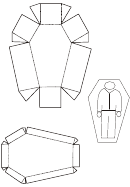 Coffin Box Template