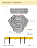 Center For The Performing Arts Seating Chart