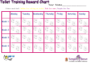 Toilet Training Reward Chart - Balls
