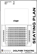 Dolphin Theater Seating Chart