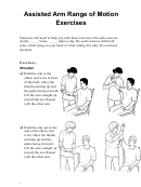 Assisted Arm Range Of Motion Exercises Russian