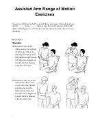 Assisted Arm Range Of Motion Exercises Somali