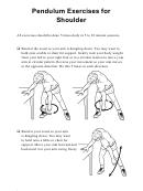 Pendulum Exercises For Shoulder - Somali