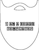 White Beard Template