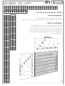 Am Series - Size Chart - Sys Tech