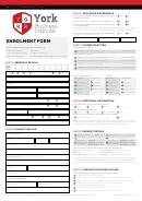 Sample Enrolment Form