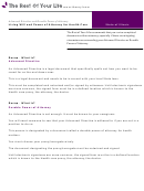 Living Will And Power Of Attorney For Health Care Template