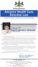 Durable Health Care Power Of Attorney
