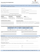 Procurement Card Application - Financial Services