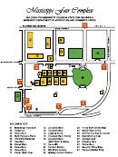 Mississippi Coliseum Seating Chart