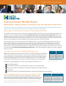 Connector Care Health Plans - Massachusetts Health Connector