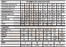 International Shoe Size Conversion Chart