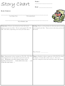 Story Review Chart Template