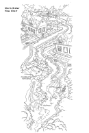 Storm Water Flow Chart (black And White)