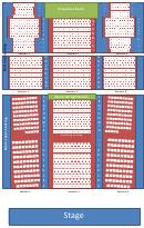 Seating Chart - Michigan Theatre Of Jackson