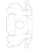 Tank Paper Model