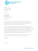 Entry-level Administrative Assistant Cover Letter Sample