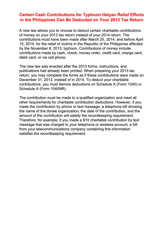Fillable Form 1040 - U.s. Individual Income Tax Return - 2013 Printable pdf
