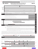 Form Pa-8453 Pennsylvania Individual Income Tax Declaration For Electronic Filing
