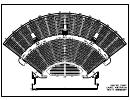 Laurie Auditorium Seating Chart - Trinity University