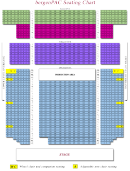 Bergen Pac Seating Chart