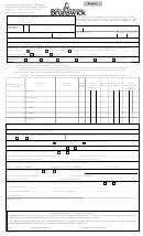 Application For Registration - Medicare - Service Nouveau-brunswick