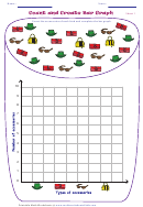 Count And Create Bar Graph Worksheet Template