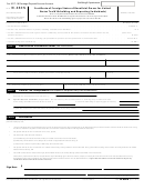 Form W-8ben - Certificate Of Foreign Status Of Beneficial Owner For United States Tax Withholding And Reporting (individuals) - 2014