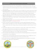 Merit Badge Selection Form