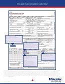 Hyalgan Cms-1500 Sample Claim Form