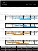 Pack Sizing Chart - Arc'teryx
