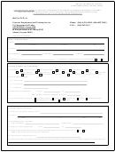 U.s. Dol Vets Form 1010 - Omb No. 1293-0002