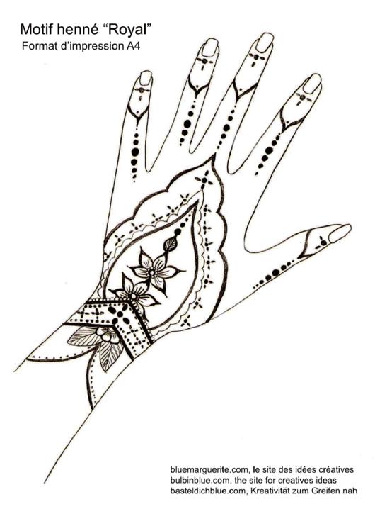 Motif Henne