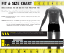 Fit & Size Chart