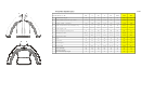 N9a274 M's Third Reef Jacket Size Chart