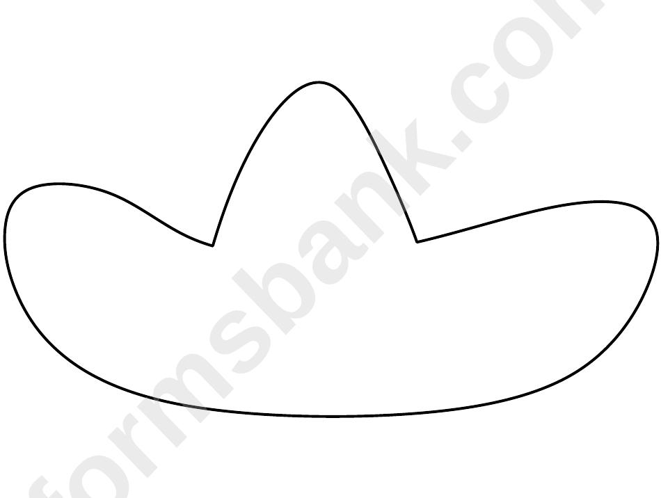 Pattern Template (Hat)
