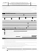 Form W-8ben-e - Certificate Of Status Of Beneficial Owner For United States Tax Withholding And Reporting (entities) - 2014