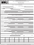 Form Dhec 3580 - Standard Application Form For New Or Expanding Agricultural Animal Facilities (other Than Swine)