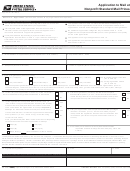 111 Usps Forms And Templates free to download in PDF, Word and Excel