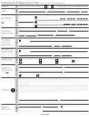 Form 100 Colorado Voter Registration Form