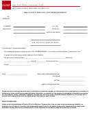 Form C-107 - Nysif - Employer's Request For Reimbursement