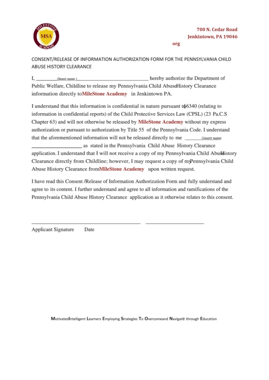Top Pa Child Abuse Clearance Form Templates free to download in ...