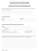 Executive Office Of Elder Affairs Commonwealth Of Massachusetts Elder Abuse Mandated Reporter Form