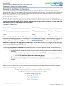 Form 810ppn - Preferred Partners Network Request For Insurance Form