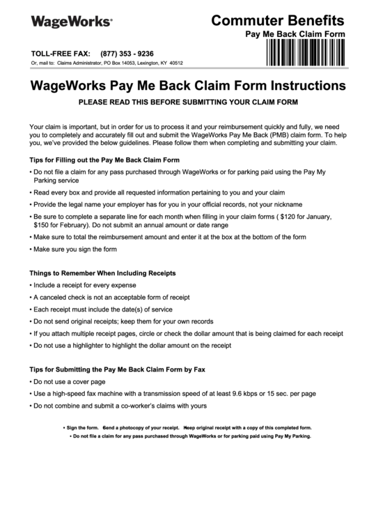 Top 5 Wageworks Forms And Templates free to download in PDF, Word ...